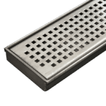 Perforated Pattern Grates