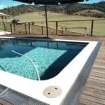 Swimming Pool With Grates