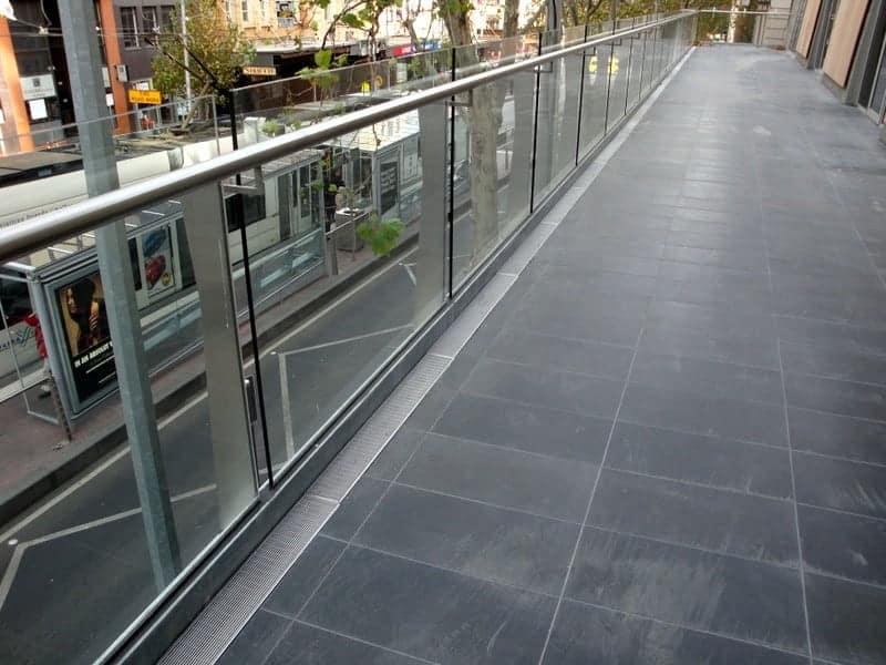 Balcony Drainage