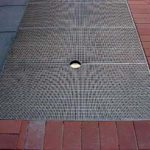 heavy duty stainless grate and frame