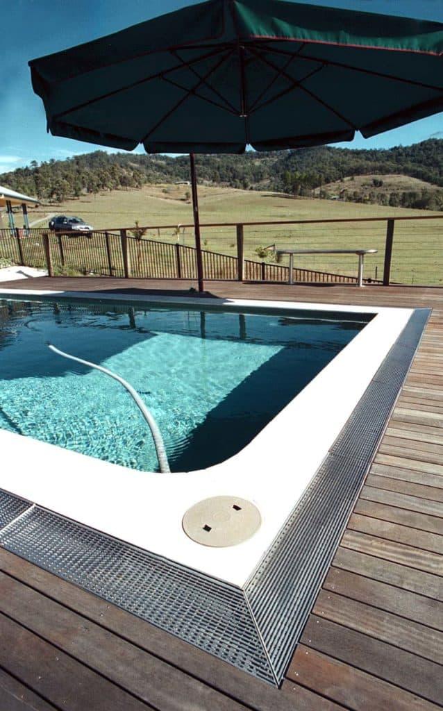 Wet Deck Grating | Auswave Products